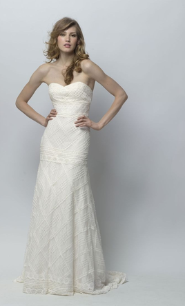 Lace Wedding Dress Wtoo