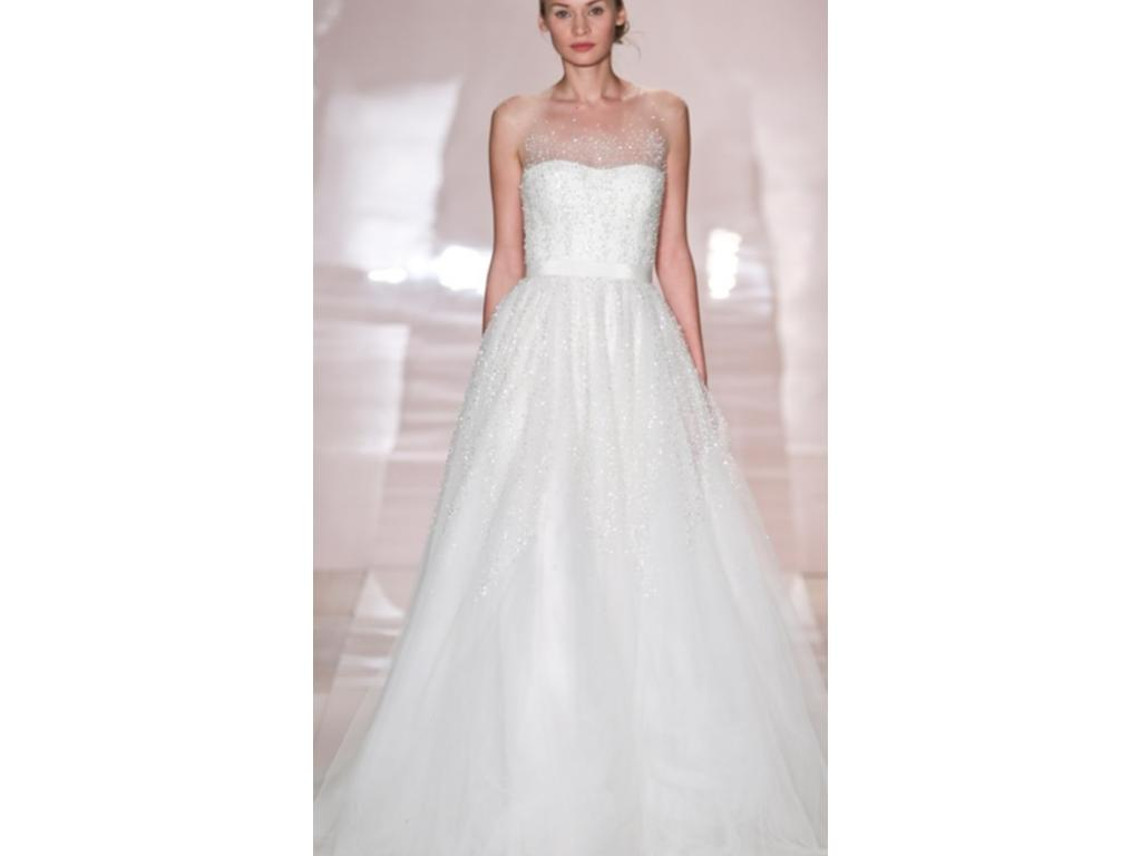 Reem Acra Wedding Dresses For Sale | PreOwned Wedding Dresses