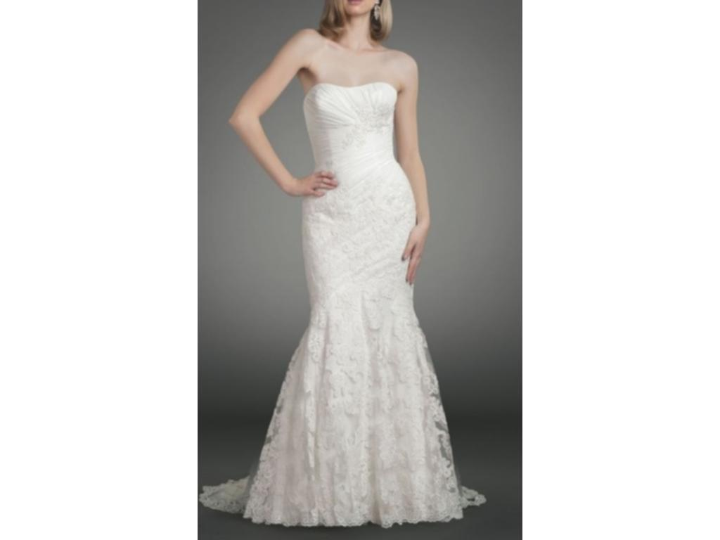 Wedding Dresses For USD 800 : Enzoani casa blanca buy this dress for a fraction of the salon price