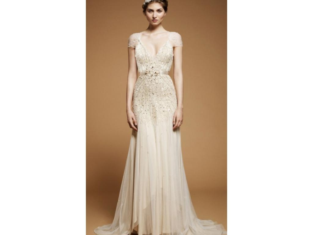 Jenny packham willow 2 500 size 8 used wedding dresses for Pre owned wedding dresses