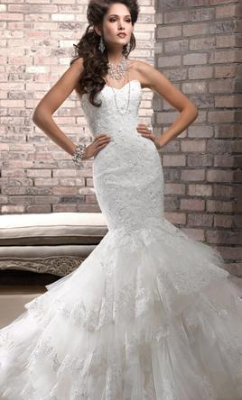 Maggie Sottero Adalee 12