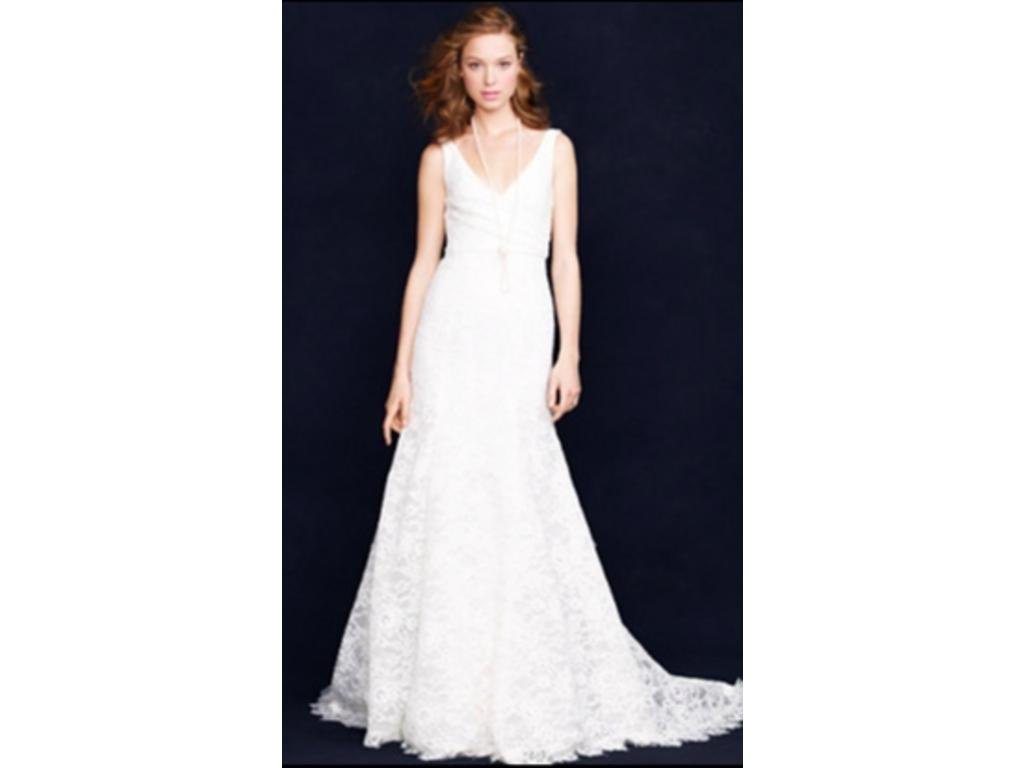 J crew sara lace gown 1200 size 00 used wedding dresses pin it add to j crew sara lace gown 00 ombrellifo Choice Image