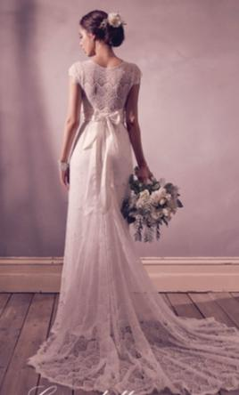 Anna Campbell Isobelle 1 100 Size 2 Used Wedding Dresses
