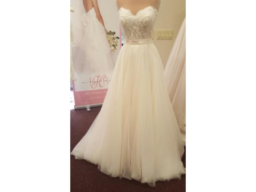 Other Simply Classic Bridal #9096, $900 Size: 8 | New (Un-Altered ...