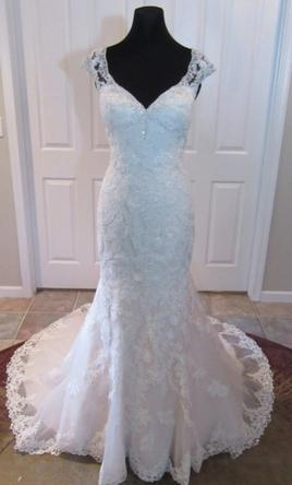 Worn Once Wedding Dresses 121