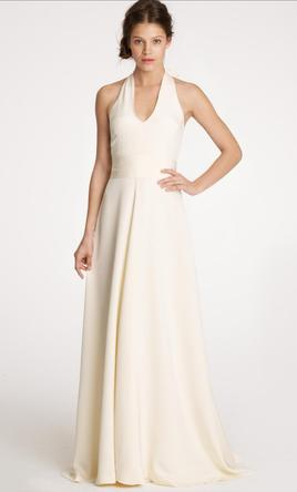 J crew wedding dresses for sale preowned wedding dresses for J crew daphne wedding dress