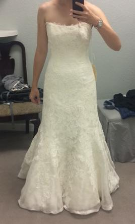 Marisa 900 1000 Size 10 Used Wedding Dresses