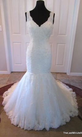 wedding dresses and wedding gowns listed by the last minute bride