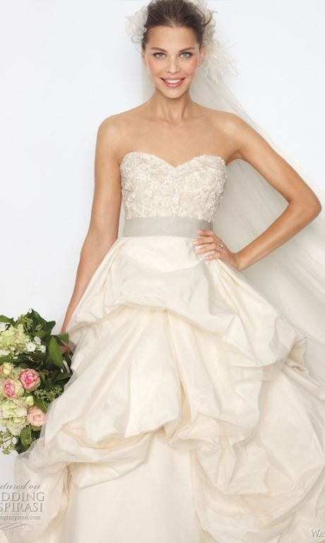 Watters Belmont, $400 Size: 10 | Used Wedding Dresses