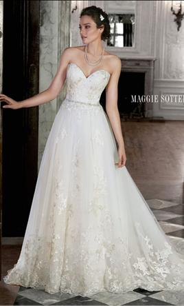 Pin It Maggie Sottero Laura Lee 12
