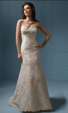 Alfred Angelo 801C 20W