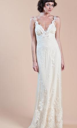 claire pettibone constance, $600 size: 10 | used wedding dresses