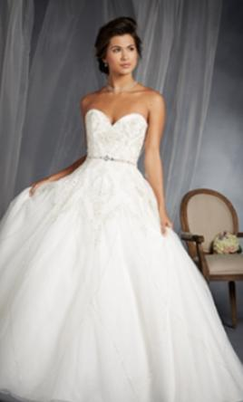 Alfred Angelo Tiana 246 1 329 Size 16w New Un Altered Wedding Dresses