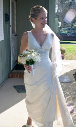 Other Anna L Kleinfeld Bridal Nyc 300 Size 8 Used Wedding Dresses