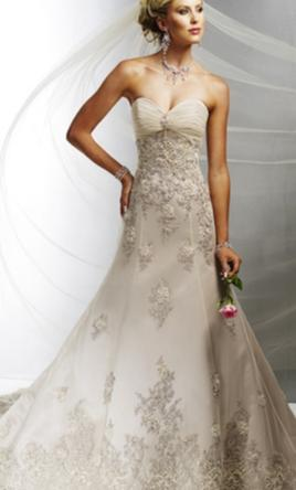 Maggie Sottero Vogue Royale 10