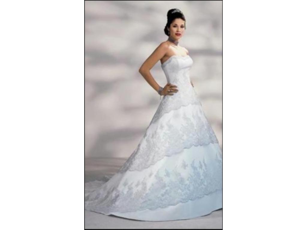 Maggie sottero chantilly lace 250 size 8 used wedding for Who sells maggie sottero wedding dresses