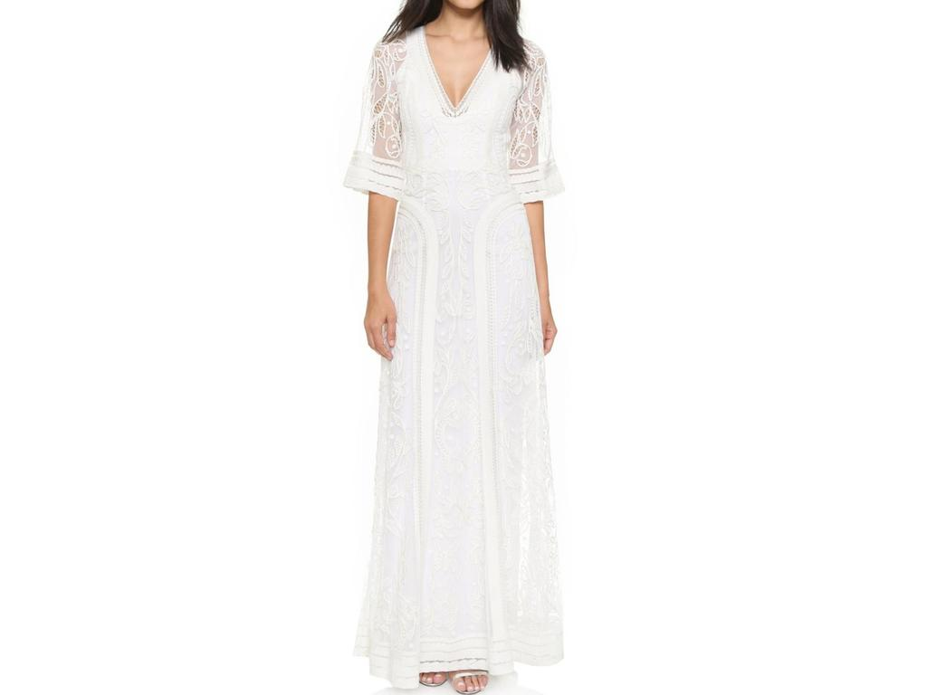 Temperley london bertie 1 000 size 8 new un altered for Temperley london wedding dress sale
