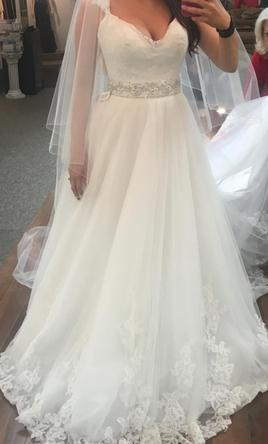 Maggie Sottero Crystal  10