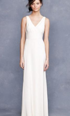 Pin It J Crew Sophia Gown In Tricotine 4