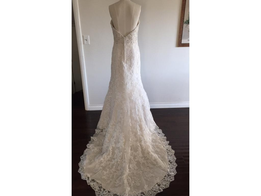 Wedding Dresses For USD 800 : Kitty chen aja buy this dress for a fraction of the salon price on