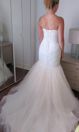 Mori Lee 5108, $650 Size: 10 | New (Altered)