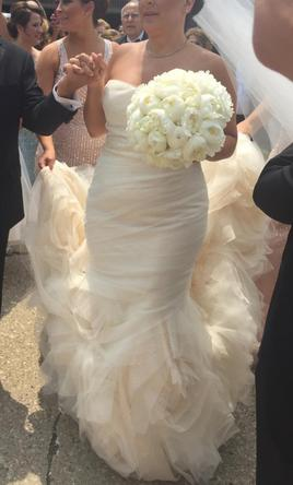 Vera Wang Gemma , $3,500 Size: 16 | Used Wedding Dresses