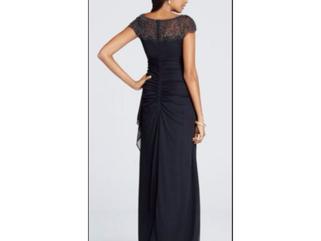 e2d79f94 Other Xscape Beaded Top Long Cocktail Dress, Size: 6 | Mother of the ...