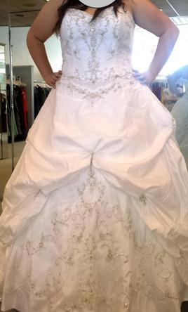 Alfred Angelo 758 16W