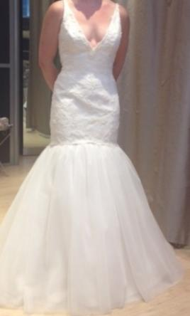 McCaffrey Haute Couture Wedding Dresses For Sale | PreOwned ...