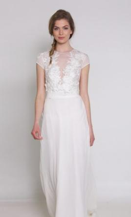 Ivy & Aster Rose Garden, $1,180 Size: 10 | Used Wedding Dresses