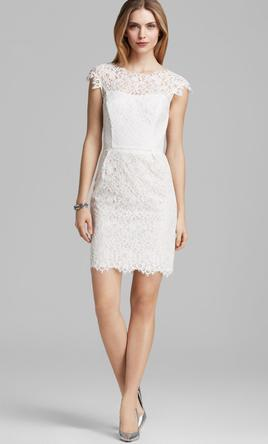 Other Shoshanna 'Scarlett' Lace Sheath Dress, $150 Size: 00 | Used ...