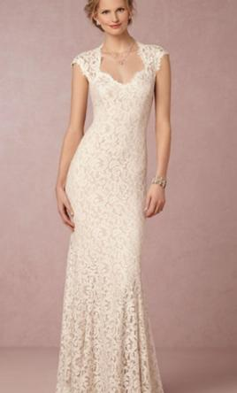 BHLDN Marivana Lace Gown 2