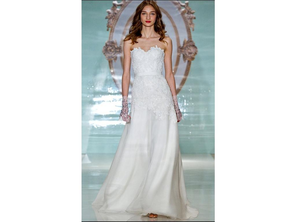 Reem Acra Favorite Girl 5127, $2,600 Size: 10 | New (Un-Altered ...