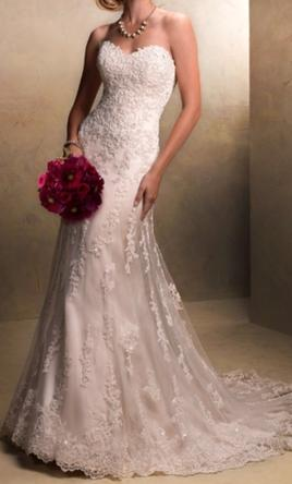 Maggie Sottero Emma Marie Gown 6