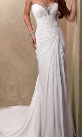 Maggie Sottero Jacee 10