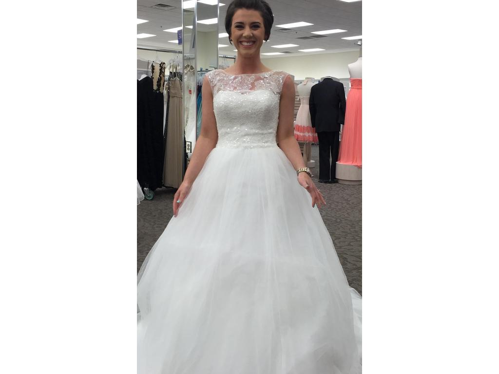 Awesome Davids Bridal Gown Preservation Vignette - Wedding and ...