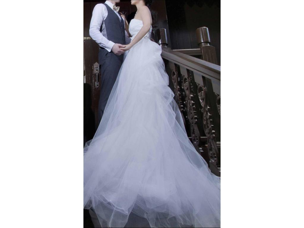 Other 199 size 2 used wedding dresses for Pre owned wedding dresses