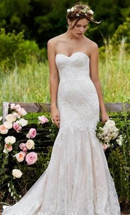 Watters Willowby Love Marley Style 52921 Whitney 1 099 Size 12 New Un Altered Wedding Dresses