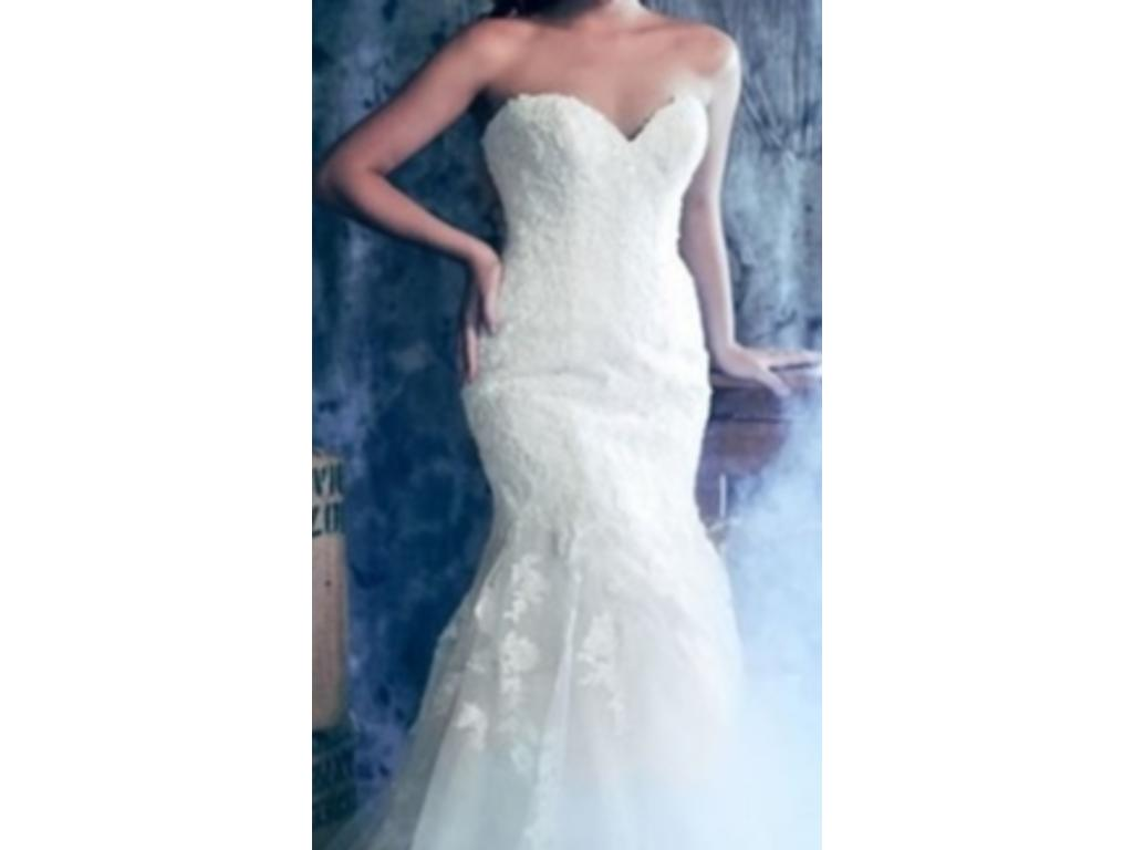 2 Be Couture Wedding Dress : Couture aphrodite size new un altered wedding dresses