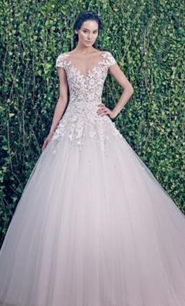 Zuhair Murad  Bridal Fall 2014 Collection 4