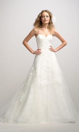 Watters 2087b claire 800 size 4 sample wedding dresses junglespirit Image collections