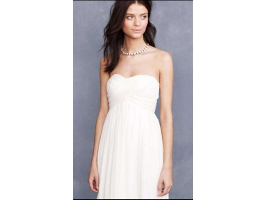 cd932aa125e64 J. Crew Arabelle gown, $225 Size: 8 | New (Un-Altered) Wedding Dresses