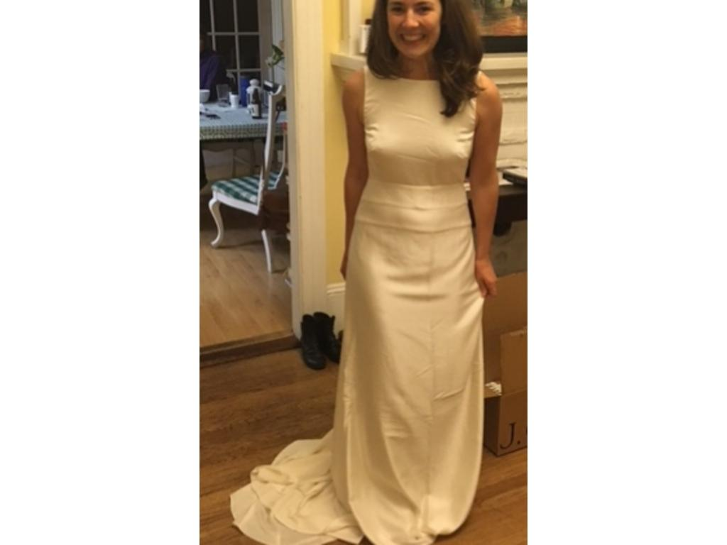 Contemporary J Crew Percy Gown Review Pictures - Images for wedding ...