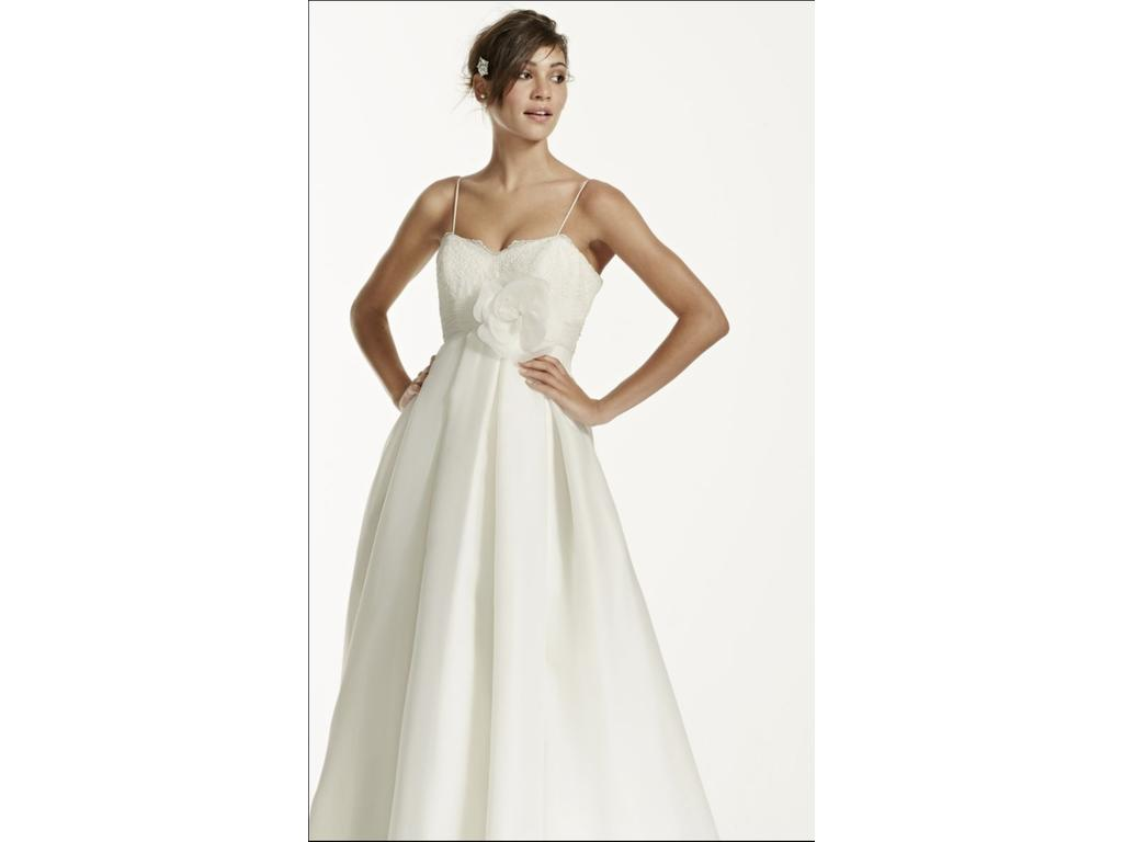495b24b43075 Galina Spaghetti Strap Empire Waist Ball Gown , $270 Size: 10 | Used ...