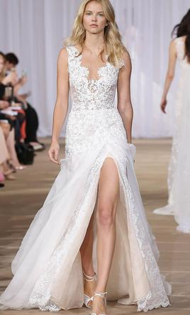 Ines di santo morning 4 500 size 8 used wedding dresses for How to dress for a morning wedding