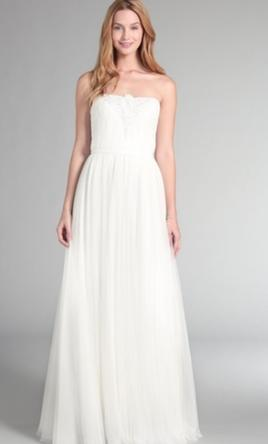 Theia English Netting Gown 6