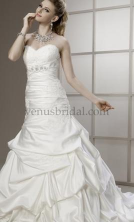3fe22339adcb Venus VE8120, $199 Size: 10 | New (Un-Altered) Wedding Dresses