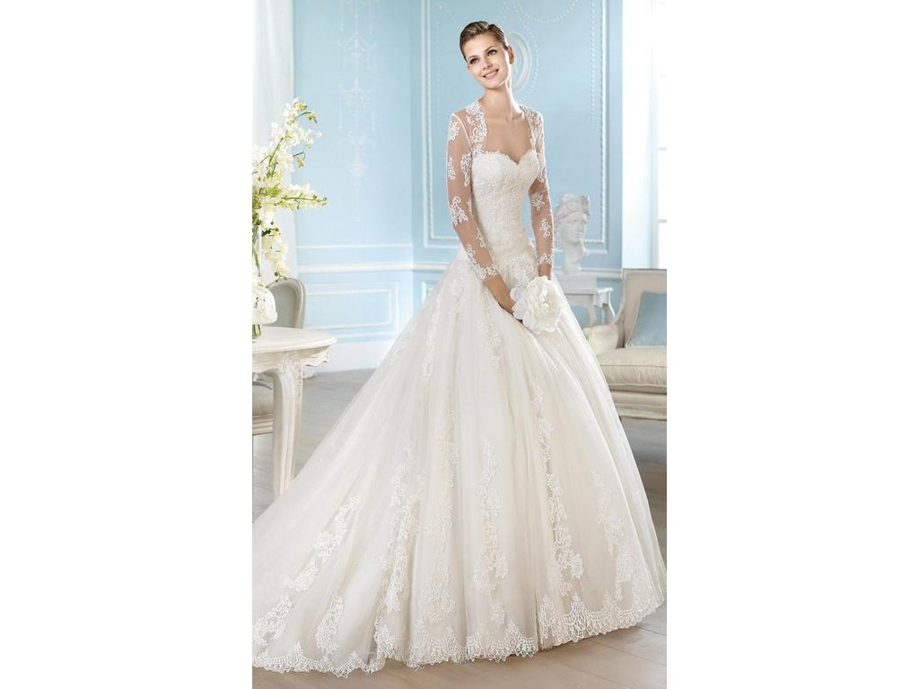 St Patrick HARLEI, $1,000 Size: 6 | New (Altered) Wedding Dresses