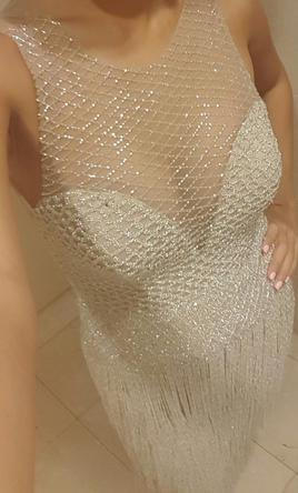Other Hand Beaded gown 2