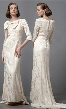 2ed431fcf07 Pin it · BHLDN Cassini s Muse Gown 8